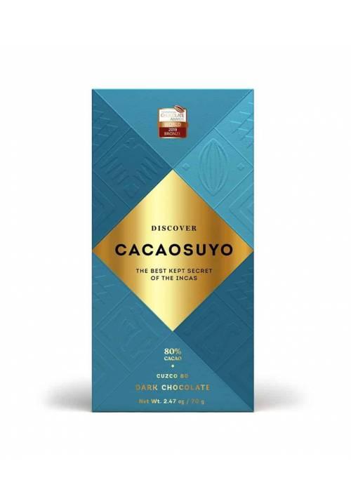 Cacaosuyo Cuzco Peru 80%