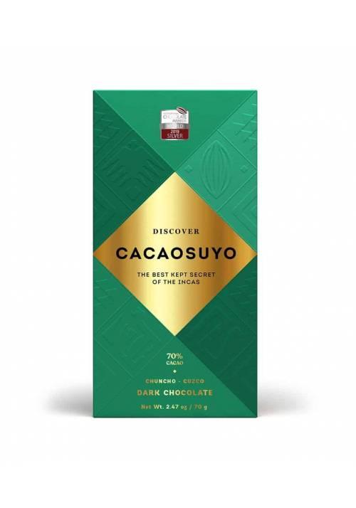 Cacaosuyo Chuncho Cuzco Peru 70%
