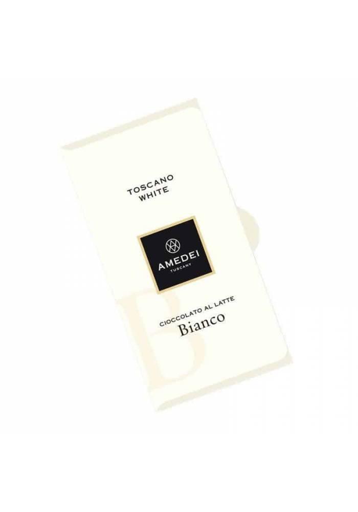 Amedei Toscano White biała czekolada
