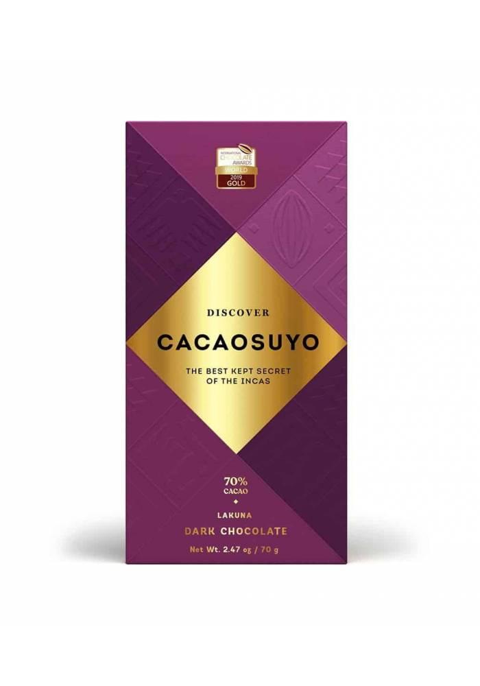 Cacaosuyo Lakuna Peru 70%