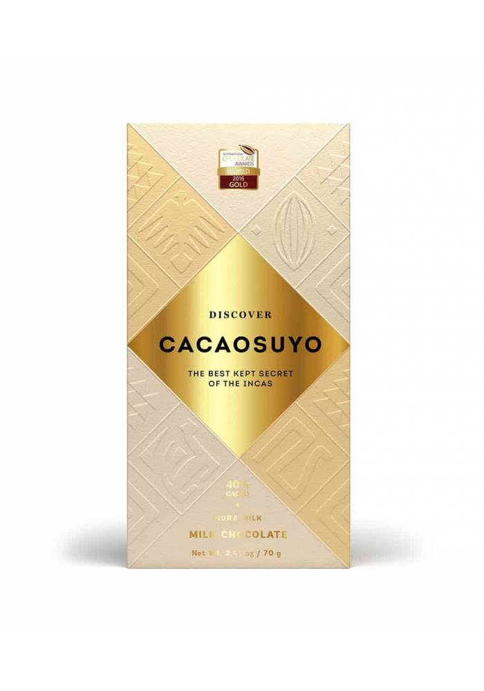 Cacaosuyo Piura Milk Peru 50%