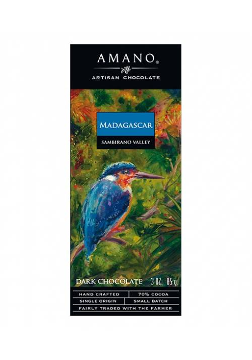 Amano Madagascar 70%