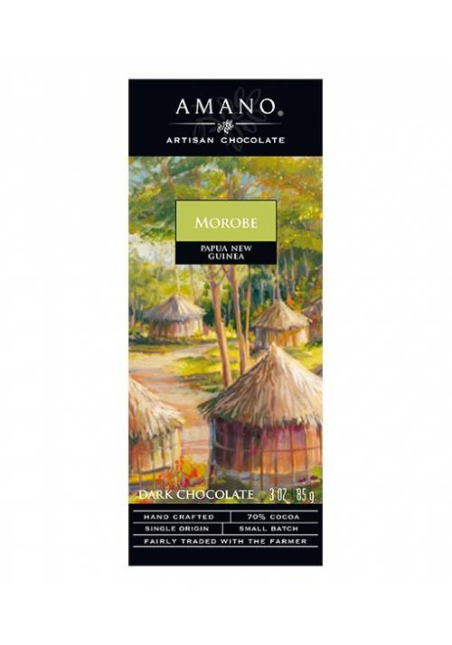 Amano Morobe 70% Papua Nowa Gwinea