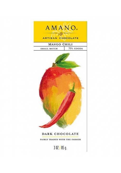 Amano Mango Chili 70%