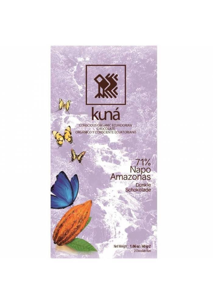 Kuná 71% Napo Amazonas