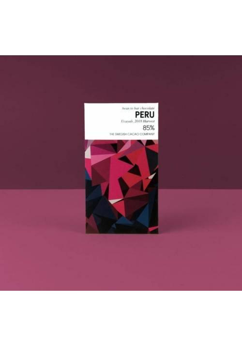 The Swedish Cacao Company Peru 85%