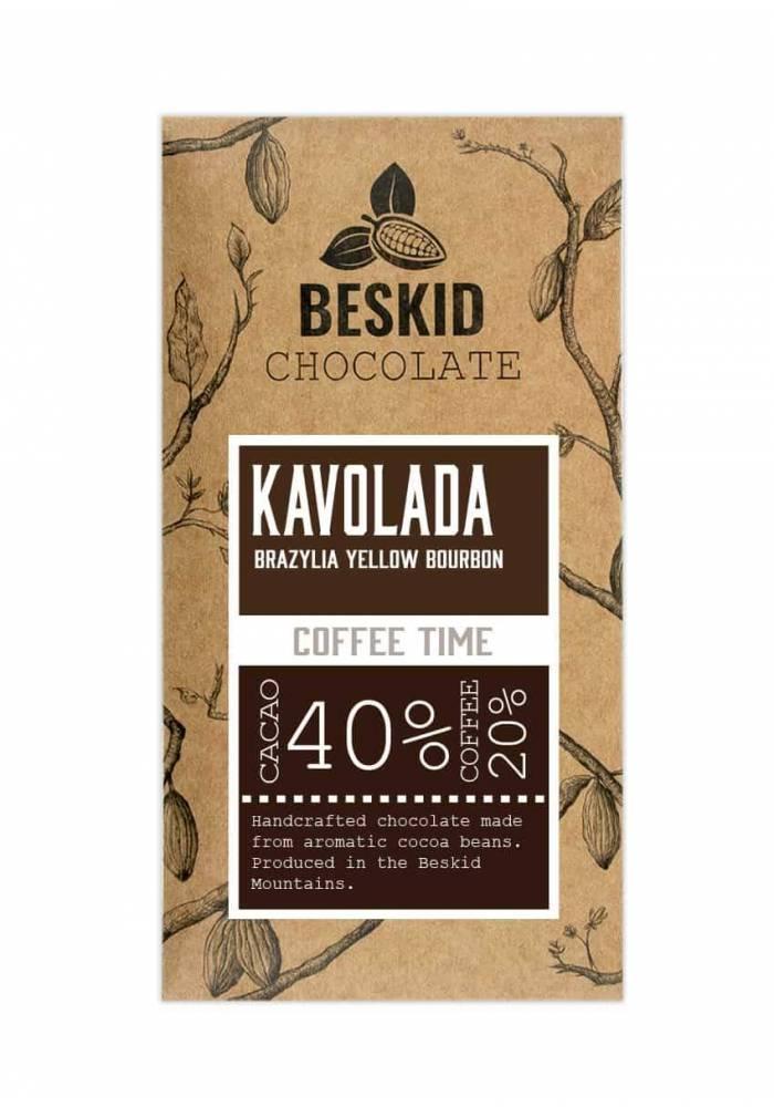 kawolada / kavolada / czekolada z kawą - Beskid Chocolate