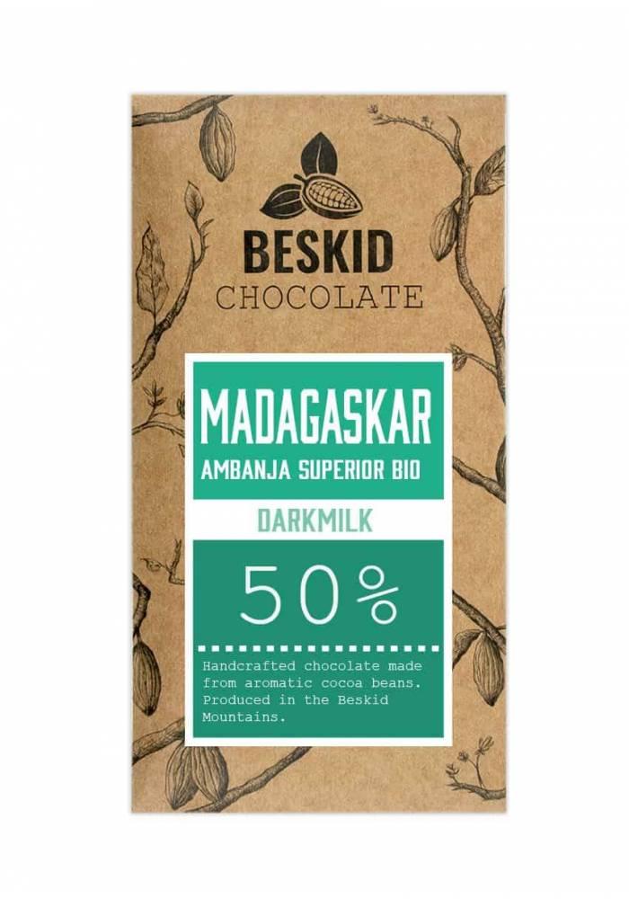 Beskid Madagaskar Ambanja Superior BIO 50%