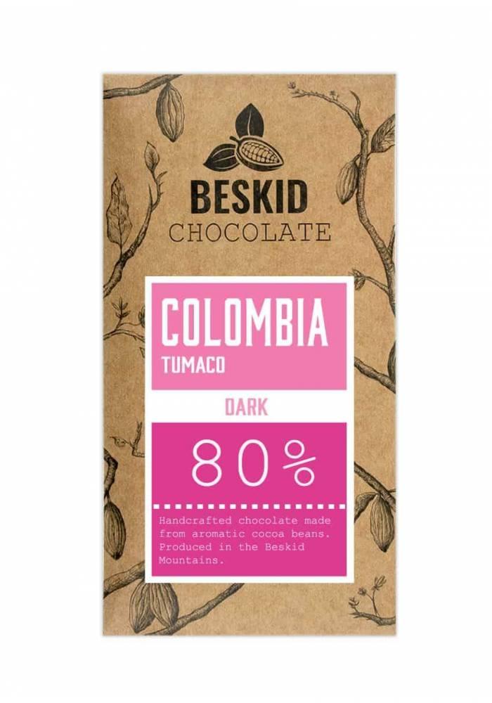 Beskid Kolumbia Tumaco 80%