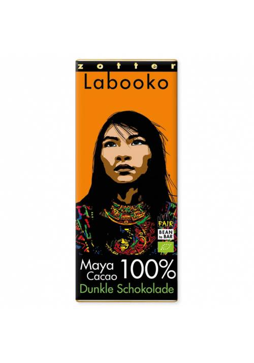 Zotter Labooko Maya 100%
