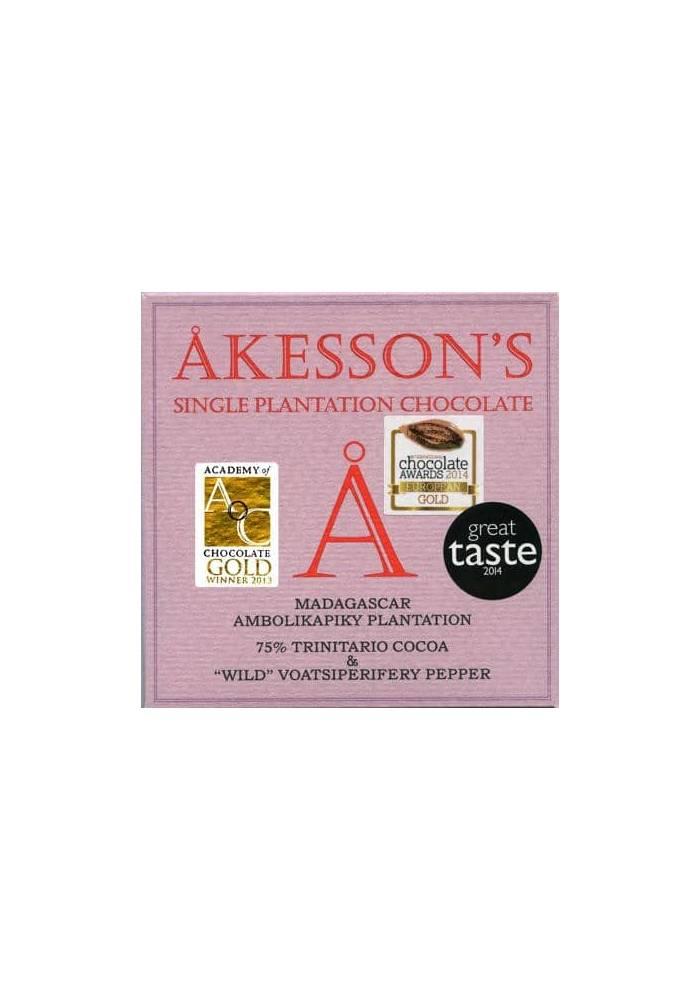 Akesson's czekolada z dzikim pieprzem