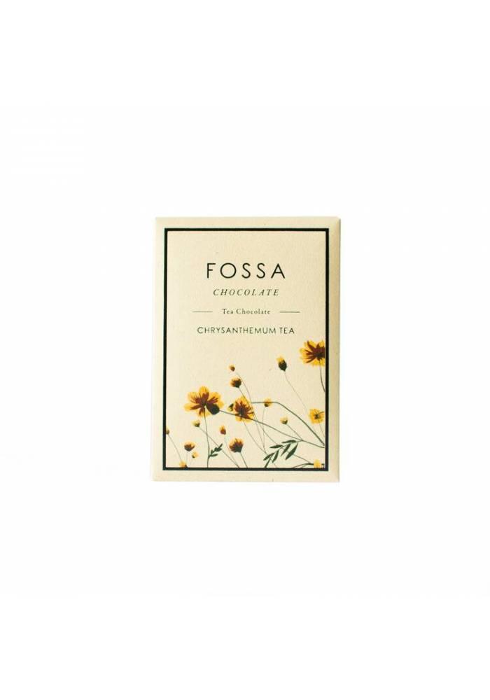 Fossa Chrysanthemum Tea Chocolate (czekolada z chryzantemą)
