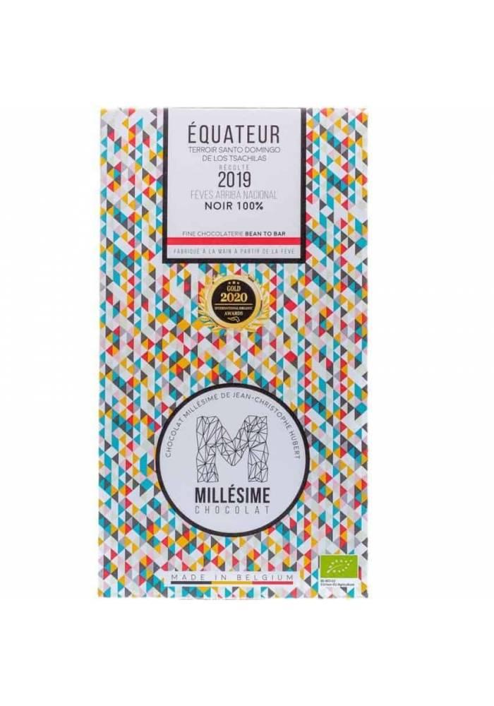 Belgijska czekolada 100% - Millésime Ecuador 100% BIO