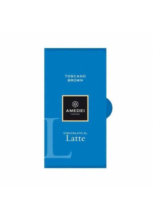 Amedei Toscano Brown Mleczna 32%