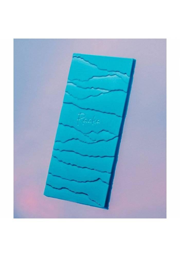 Raaka Blue Magic czekolada ze spiruliną