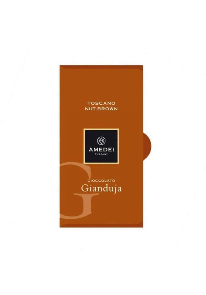 Amedei Toscano Nut Brown Gianduja 32%
