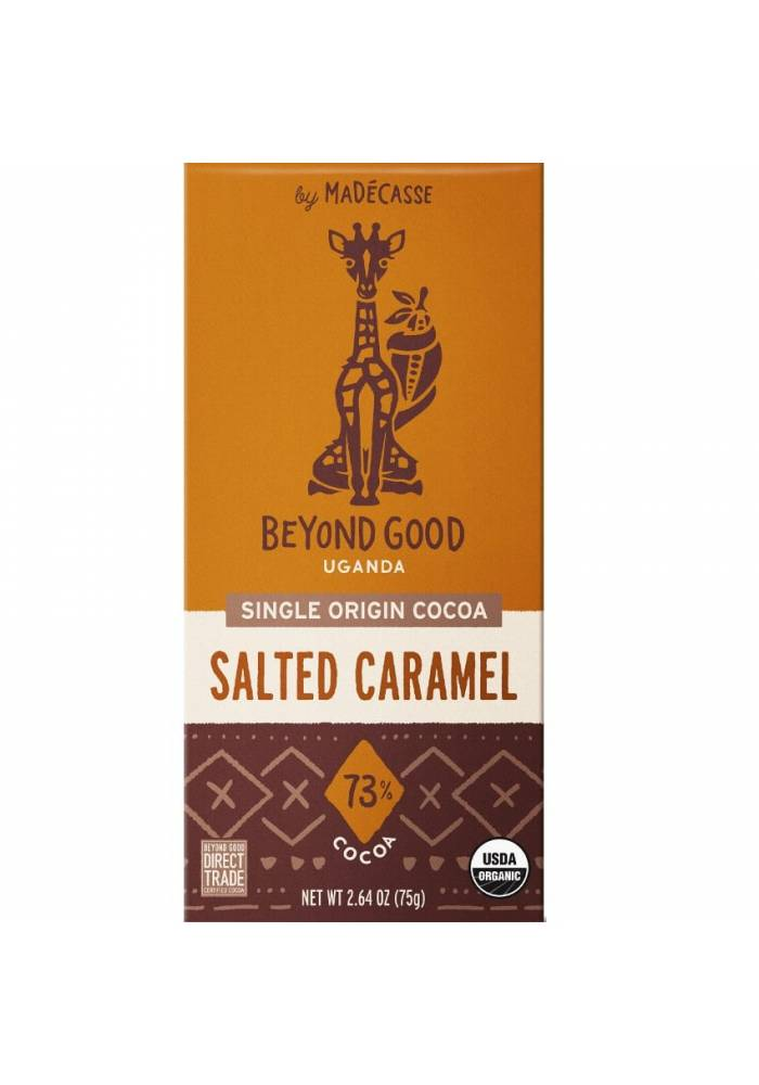 Beyond Good 73% Salted Caramel (słony karmel)