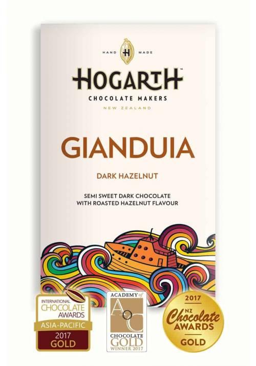 Hogarth Dark Hazelnut Gianduja