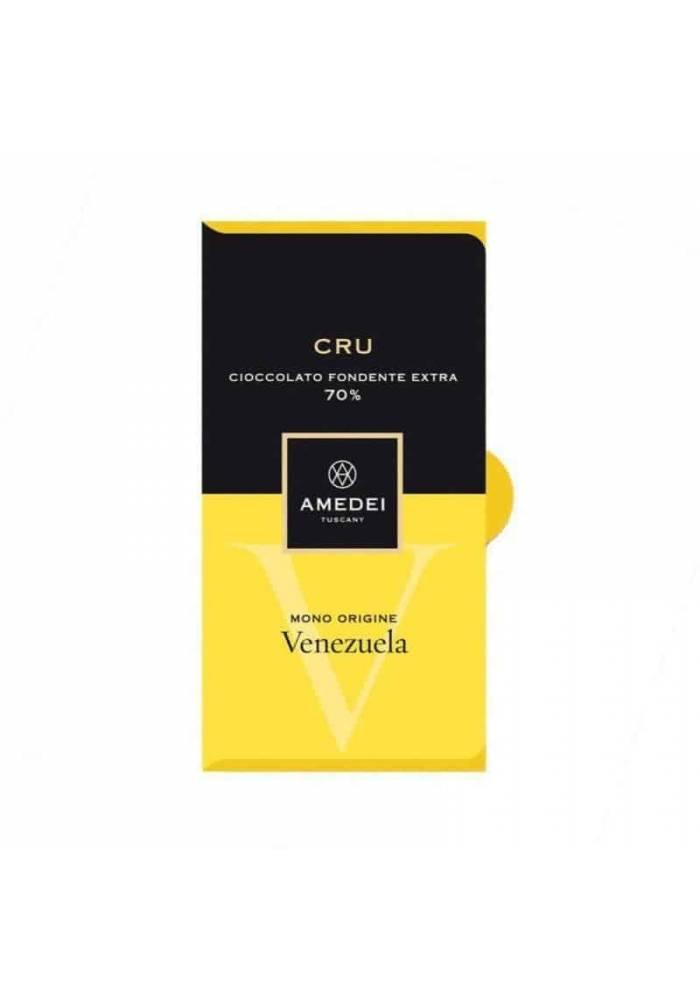 Amedei CRU Venezuela 70% - ciemna czekolada Amedei z ziaren kakao z Wenezueli