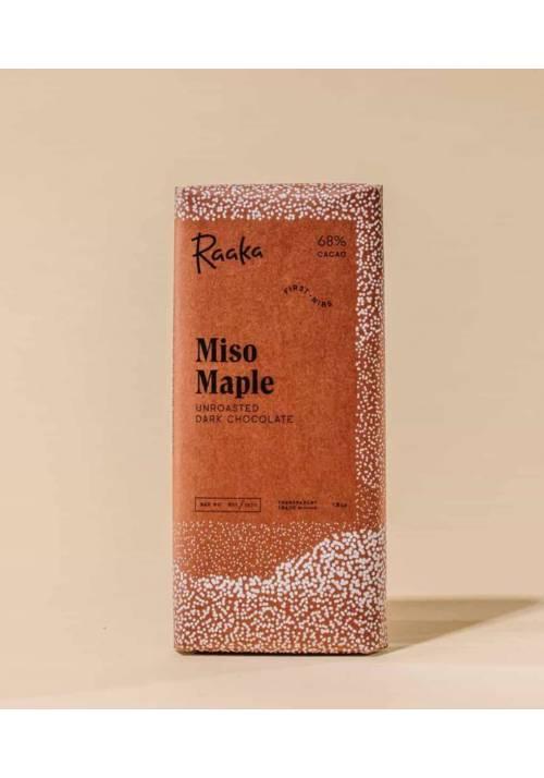 Raaka Miso Maple 68% (pasta miso i cukier klonowy)