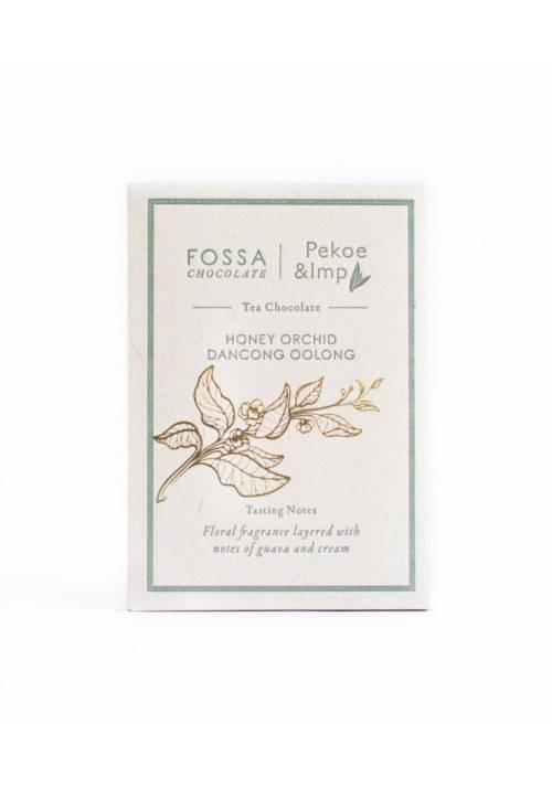 Fossa Honey Orchid Dancong Oolong Tea Chocolate