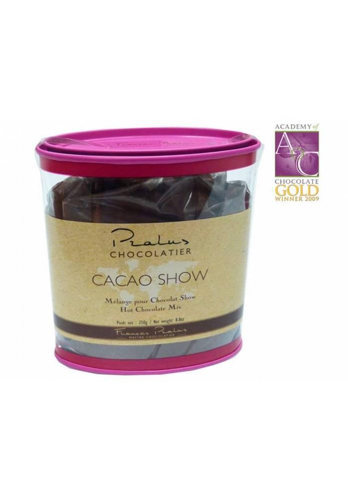 Pralus Cacao Show BIO 75% pitna czekolada