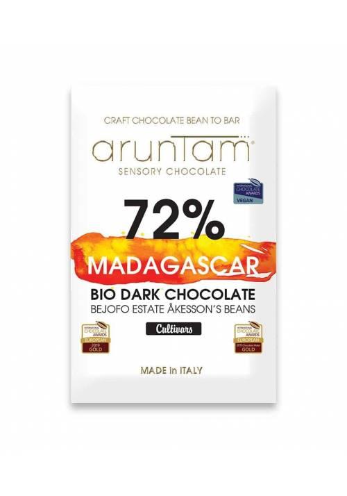 Aruntam 72% Madagascar Bejofo Akesson's Beans BIO
