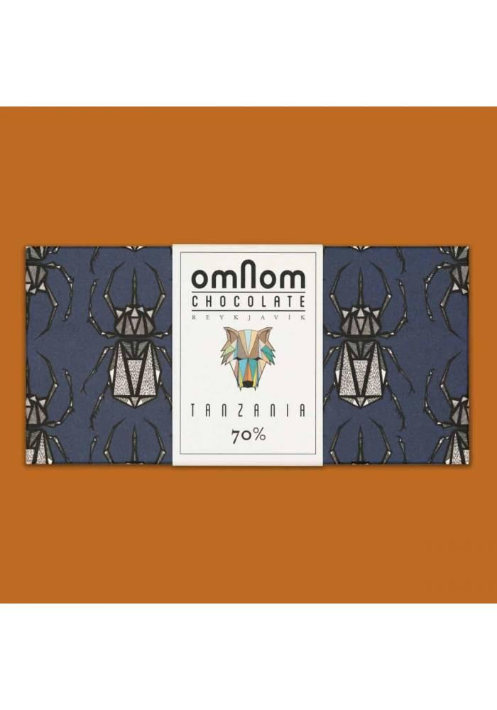 Omnom Chocolate Tanzania 70%
