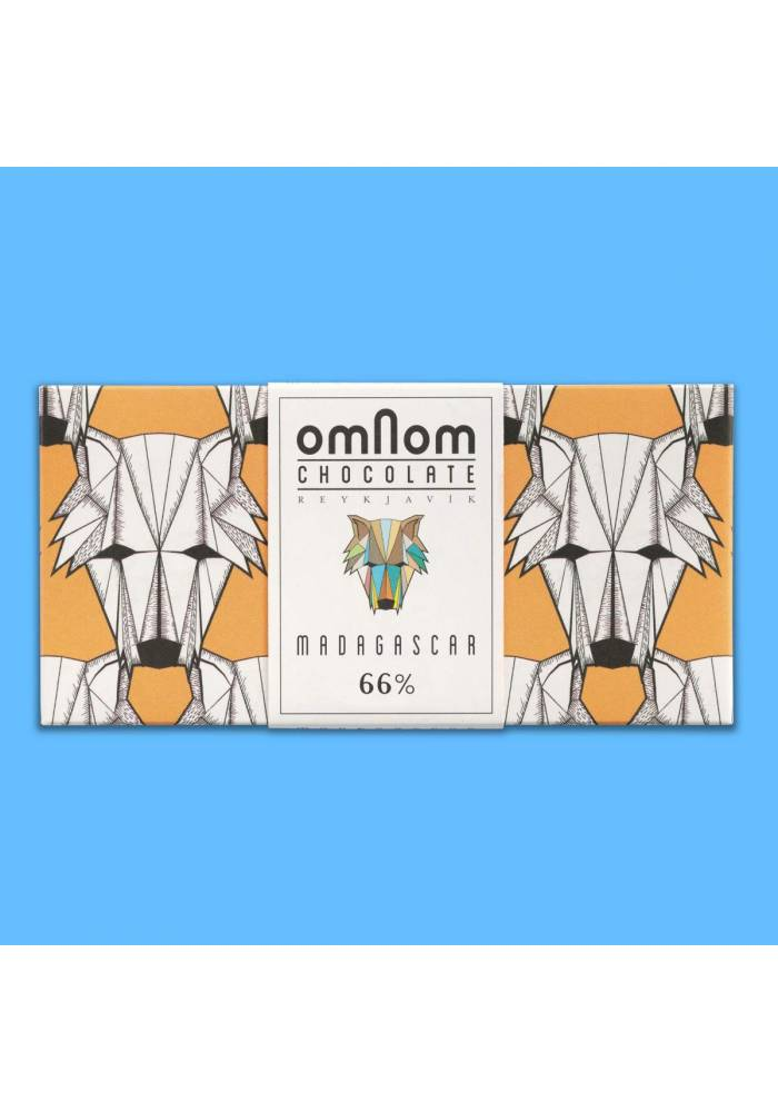 Omnom Chocolate Madagascar 66% (Madagaskar)