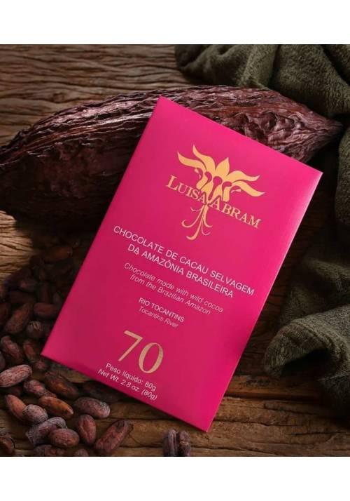 Luisa Abram 70% Rio Tocantins (dzikie kakao)
