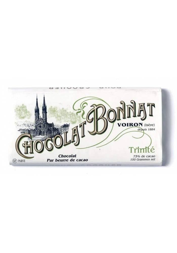 Bonnat Trinite 75% z ziaren trinitario z Trynidadu