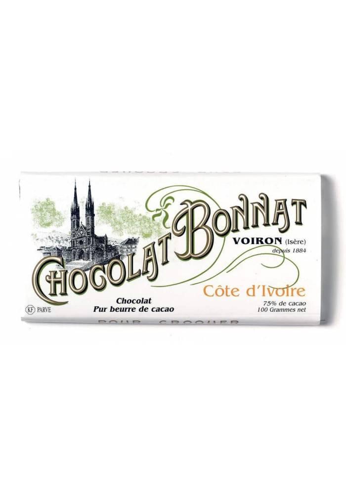 Bonnat Cote d'Ivoire 75% z kakao z WKS