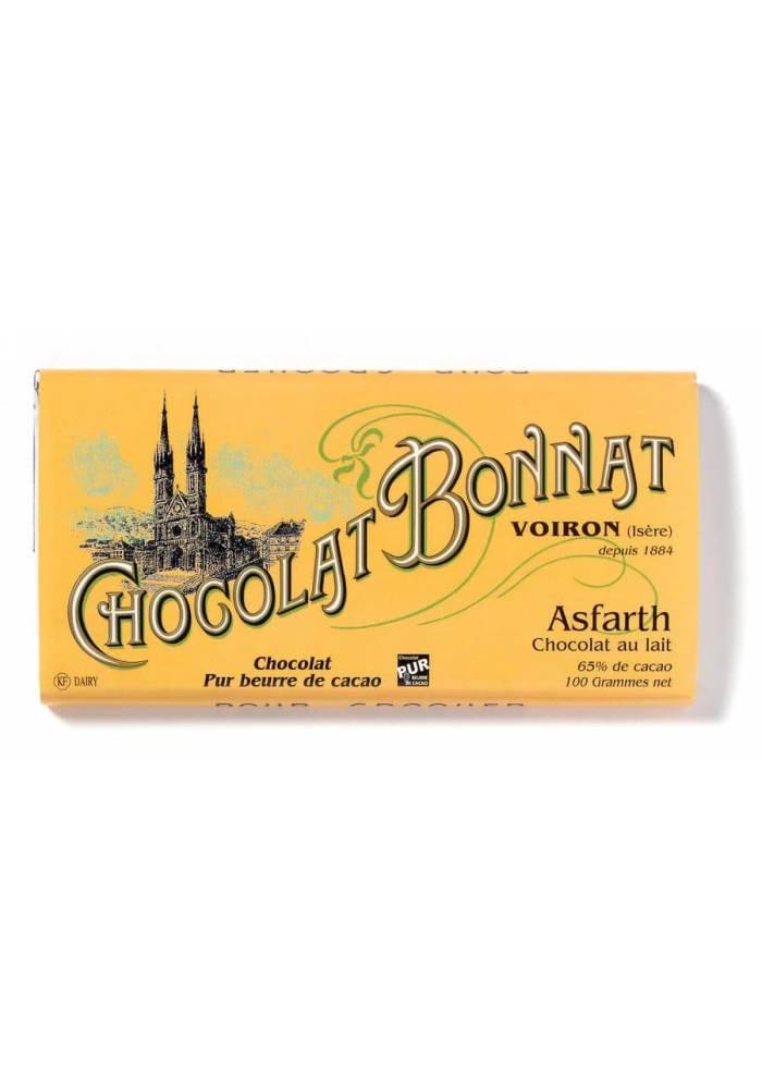 Bonnat Asfarth 65% ciemna mleczna czekolada