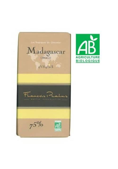 Pralus Madagascar Criollo 75%
