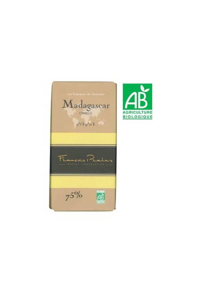 Czekolada Pralus Criollo Madagaskar 75%