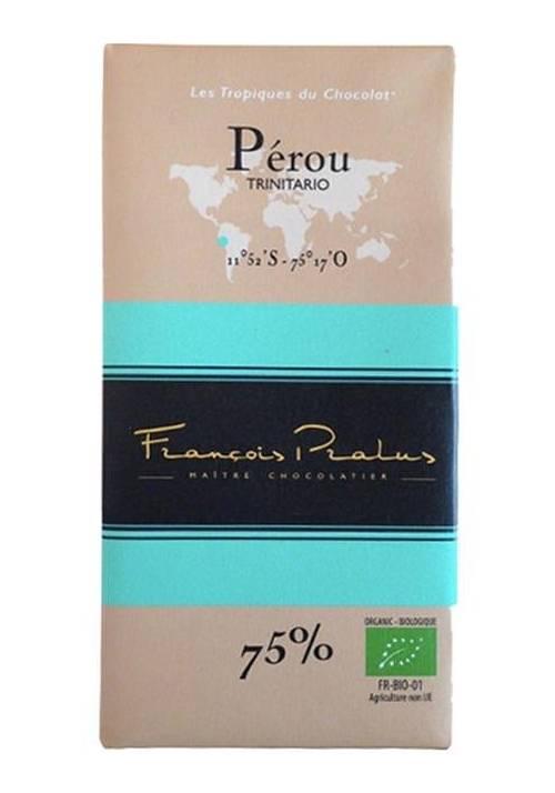 Pralus Peru Trinitario 75%