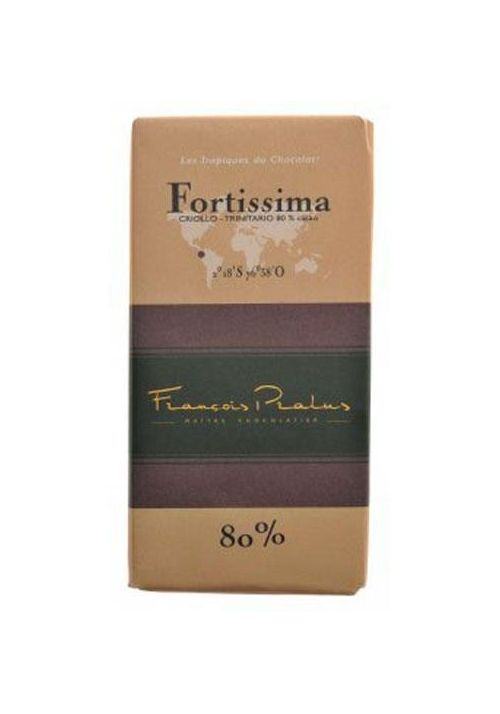 Pralus Fortissima 80%