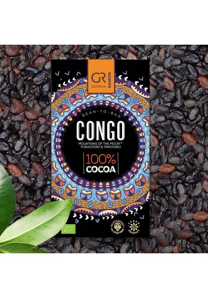 Georgia Ramon Congo Kongo czekolada 100%