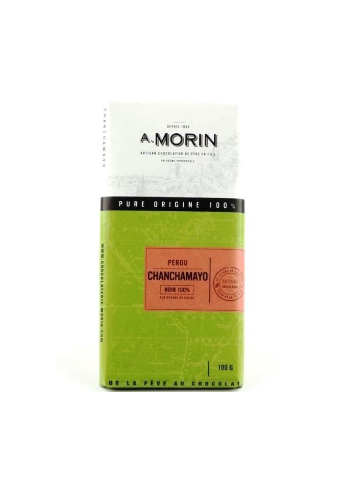 Morin Peru Chanchamayo 100% - czekolada 100 procent kakao