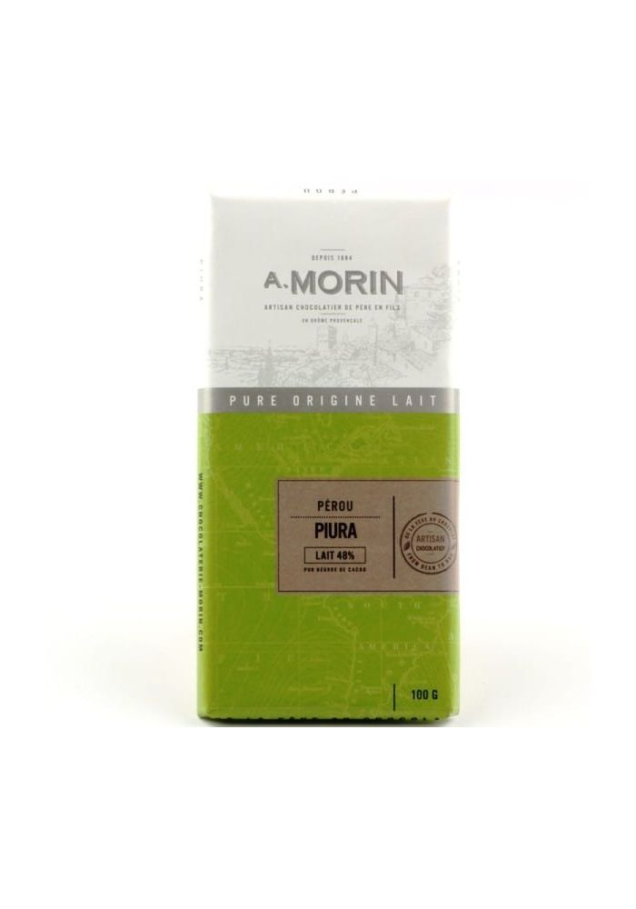 Morin Peru Piura 48% czekolada mleczna