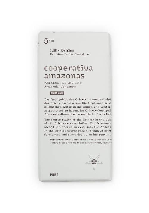 Idilio 5nto Cooperativa Amazonas
