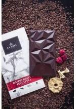 La Naya czekolada ciemna z malinami i ananasem