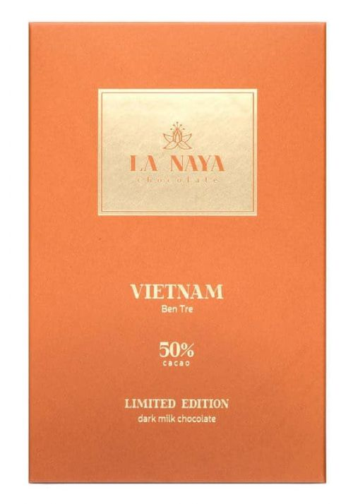 La Naya Vietnam Ben Tre 50% mleczna