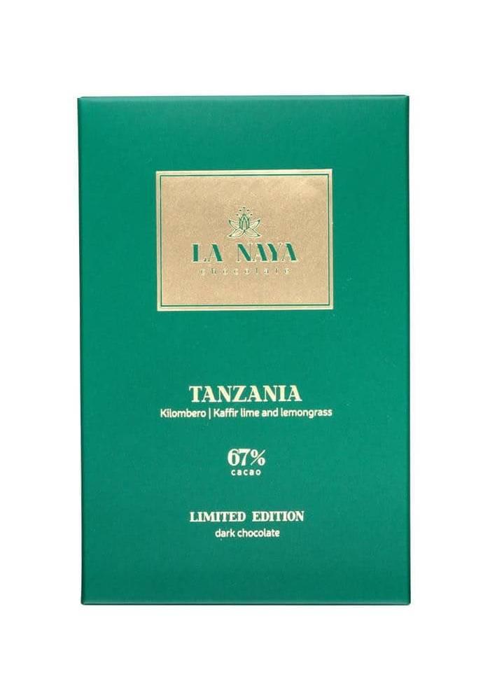La Naya Tanzania z limonką kaffir i trawą cytrynową