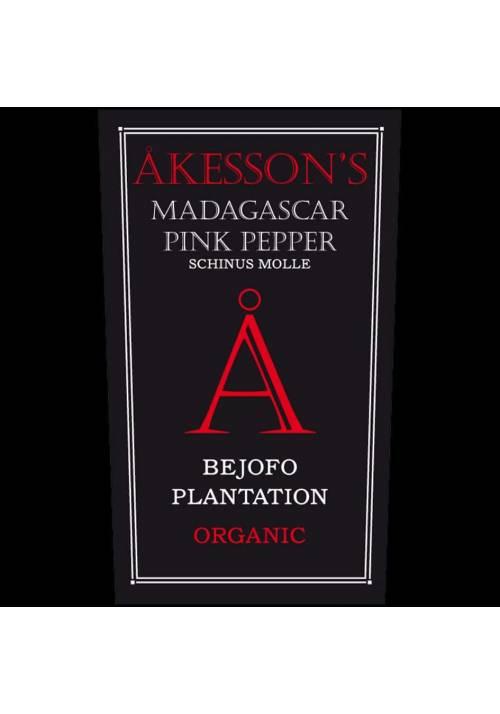 Różowy pieprz z Madagaskaru Akesson's