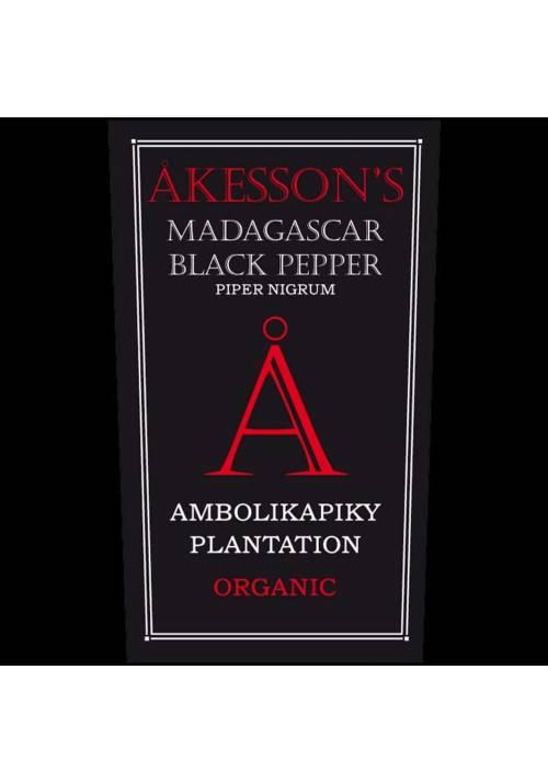 Organiczny czarny pieprz z Madagaskaru Akesson's