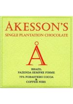 Akesson's Brazil Forastero 75% z kawą