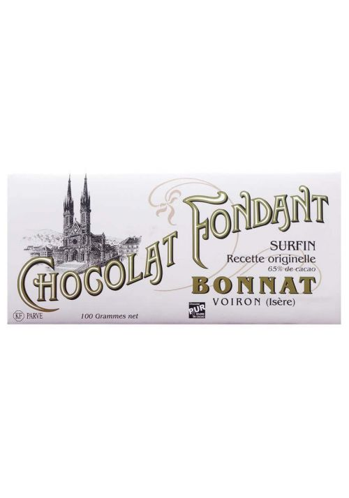 Bonnat Chocolat Fondant Surfin 65% (receptura z 1884)