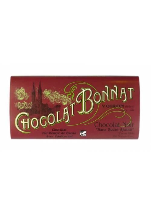 Bonnat 65% ciemna bez cukru