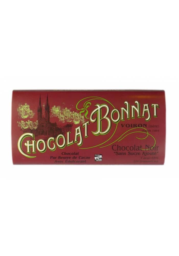Bonnat 65% ciemna czekolada bez cukru